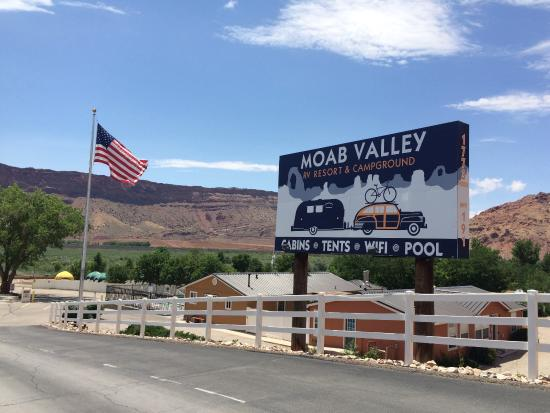 Moab Valley RV Resort & Campground: Moab Valley RV resort and campground