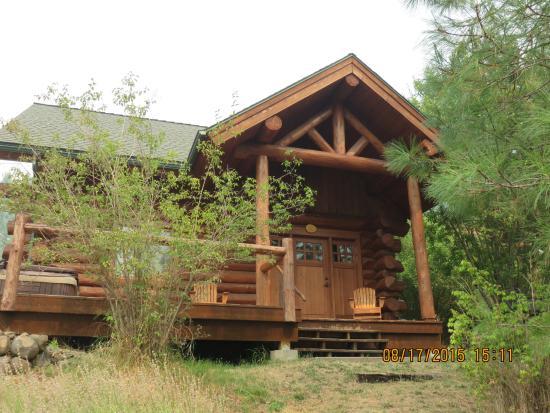 River Dance Lodge: Woodsmen Cabin