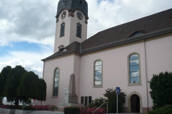 Eglise Saint Michel Bantzenheim