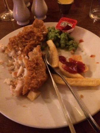 Leven, UK: Worst fish and chips ever