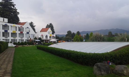 Hacienda Panoaya: Los alrededores del hotel son divinos