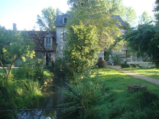 Linieres-Bouton, Francja: Moulin Btegeon