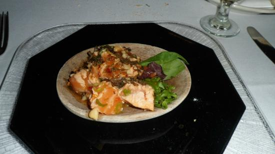 Juliano's: Grilled Salmon