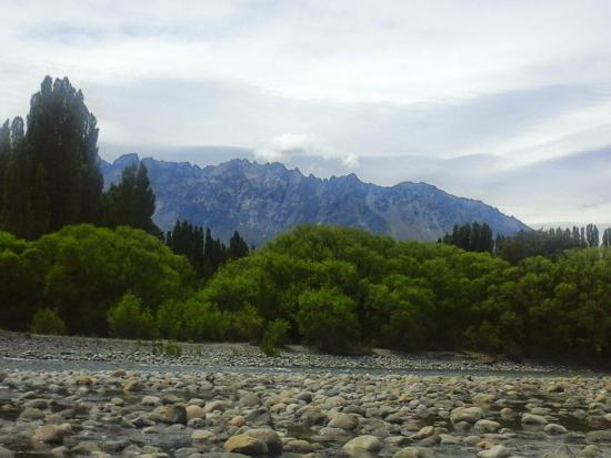 Camping Rio Azul
