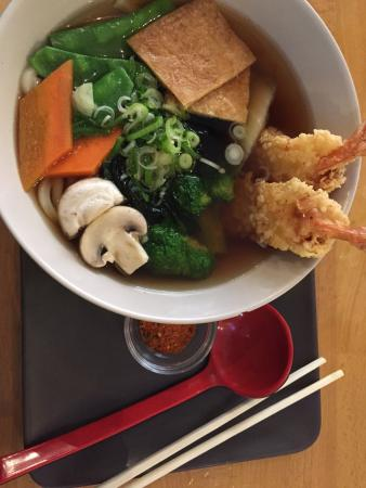 Sushileecious : Tempura Ramen--fresh and delicious!
