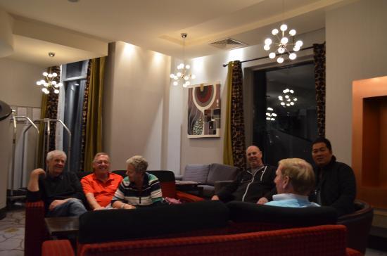 Tyrrelstown, Irland: Lounge