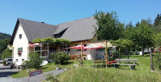 Alpengasthaus Zum Gregorhansl