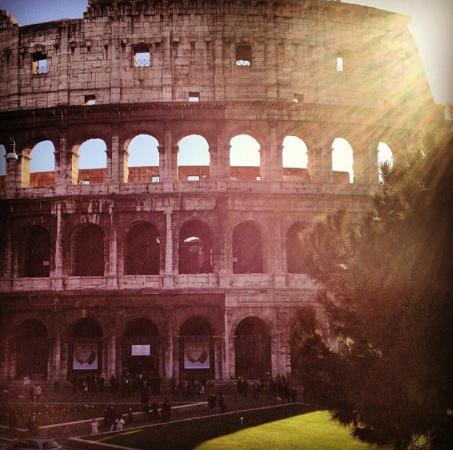 Domus Maximi Roma B&B: Колизей
