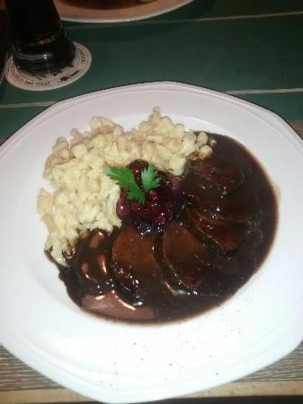 Eitting, Germania: Essen ist sagenhaft