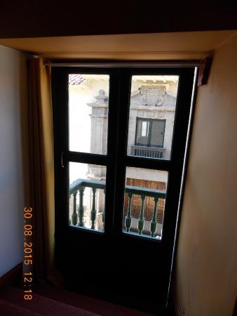 Amerinka Boutique Hotel: ventana del balcon
