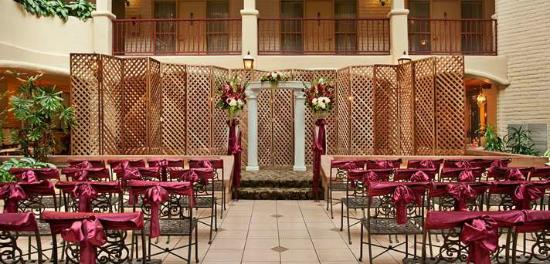 Embassy Suites by Hilton Arcadia Pasadena Area: Event Planning and Hosting