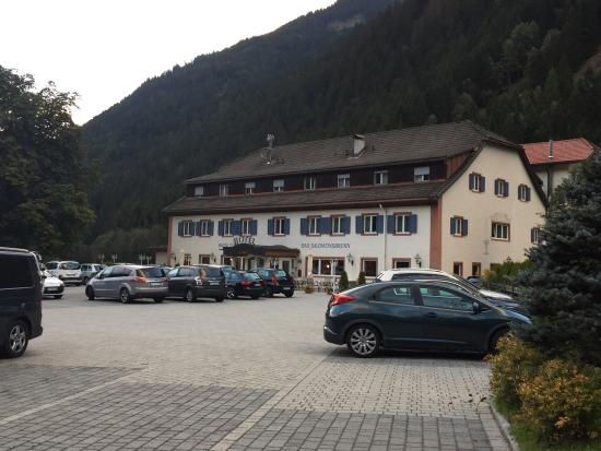 Photo attorno All hotel!! - Foto di Hotel Bagni di Salomone, Rasun ...
