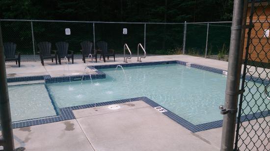 Wading Pool Picture Of Mount Kidd Rv Park Kananaskis