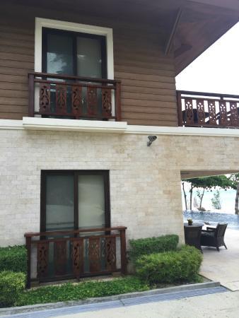 أستوريا بوهول: other angle of the resort