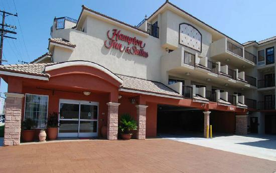Photo of Hampton Inn & Suites Hermosa Beach