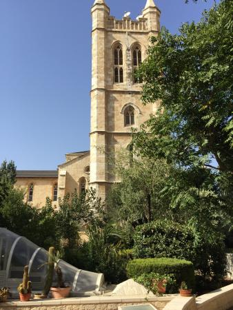 Saint George's Cathedral : Bell Tower to Saint Georges Cathedral