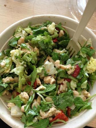 Green Fine Salad Company