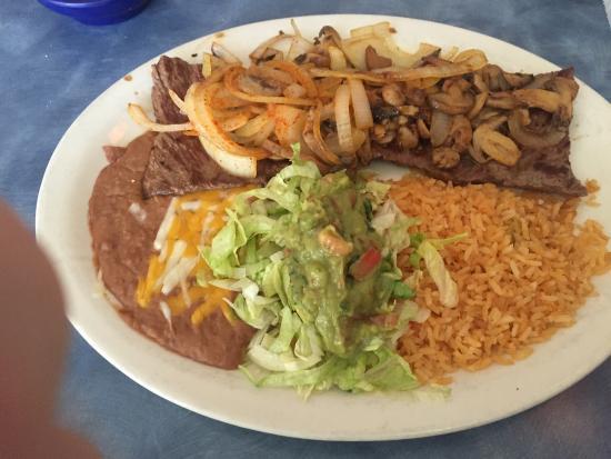 Los Cabos Mexican Restaurant Carne Asada Amelia Ohio