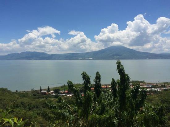 View from La Vita-Bella