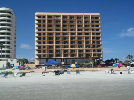 Daytona Beach Tropic Shores Resort