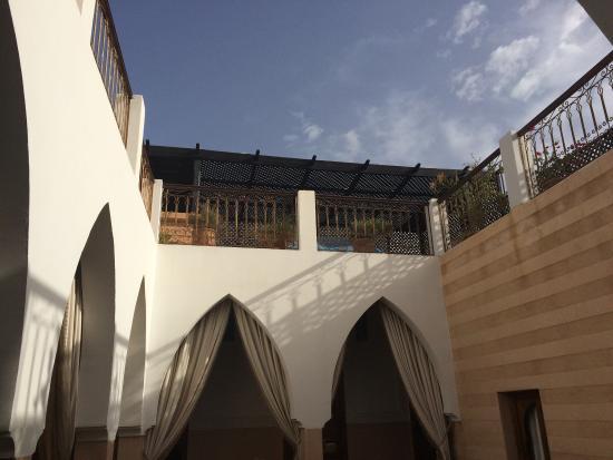 Riad Schanez : Traumhaftes Riad, sehr persönlich, ruhig und angenehm...