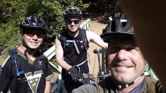 China Camp State Park: Great mountain biking for all levels!