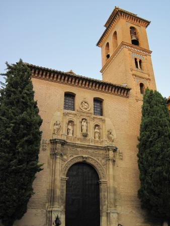 Church of santa ana granada spain 20 aug 15 - Santa ana granada ...