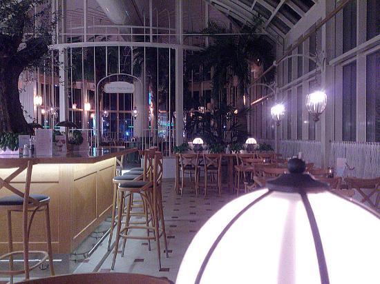 Altlengbach b. Wien - Landzeit Steinhäusl - Restaurant by night
