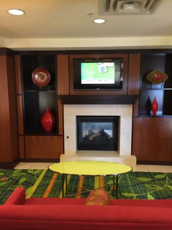 Fairfield Inn & Suites Roswell: Fairfield Inn & Suites - Great Stay!