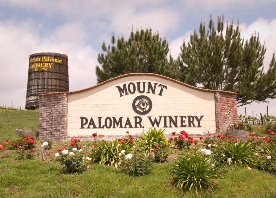 ‪Mount Palomar Winery‬