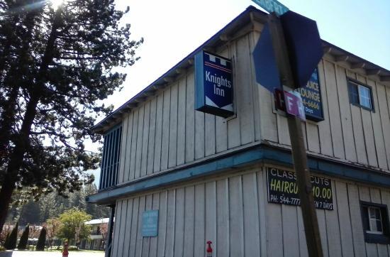 Knights Inn South Lake Tahoe : Fachada