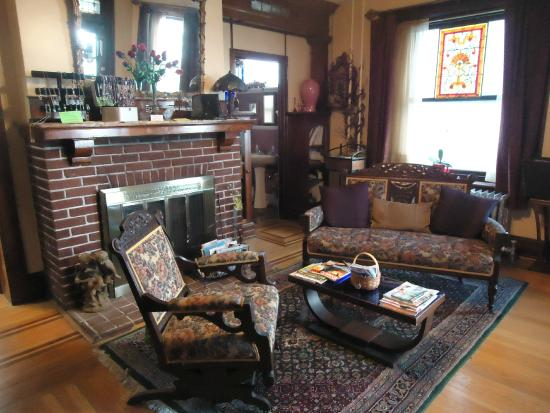 Coopersburg, PA: Cozy reception area