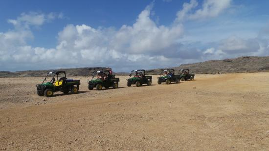 Off - Road Adventure Cervon Caribbean Gator Rental