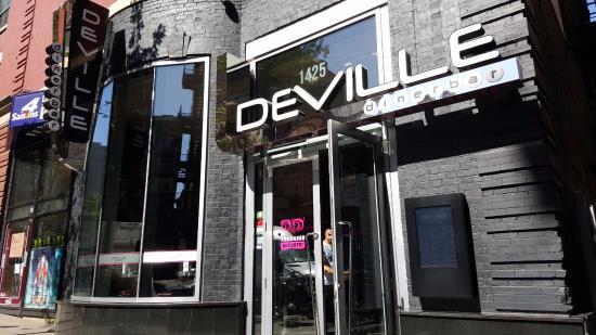 lunch bento box 18 cad foto di deville dinerbar montreal tripadvisor. Black Bedroom Furniture Sets. Home Design Ideas