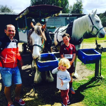 Belhus, Australia: Swan Valley Wagon Tour