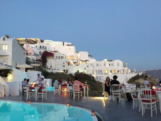 Restaurant - Picture of Lauda Restaurant, Santorini - Tripadvisor