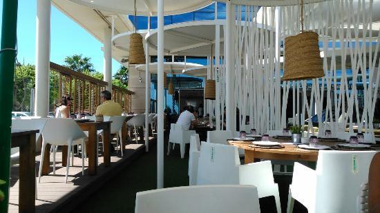 restaurante brasa  y mar Alboraya