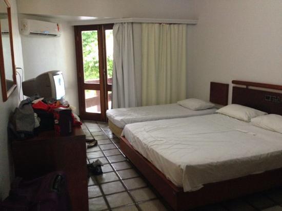 Oceano Praia Hotel: Quarto