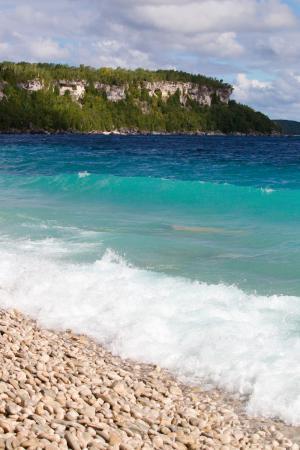Lion's Head, Kanada: The Beach on Dyer's Bay