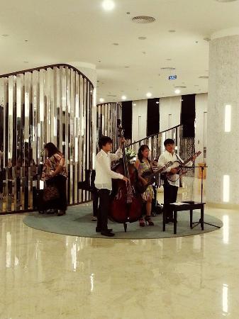 Vinpearl Luxury Nha Trang: lobby
