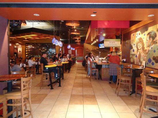 Jose Cuervo S Tequileria Las Vegas Airport Inside