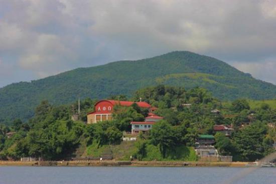 Culion, Filippijnen: view from coron bay