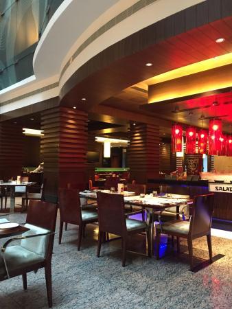 photo4 jpg picture of le meridien restaurant coimbatore tripadvisor