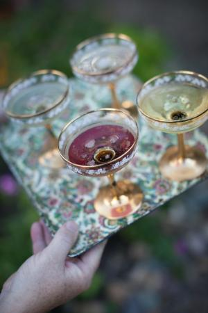 Noosa Valley Manor B&B Retreat: Sparkles at a Wedding