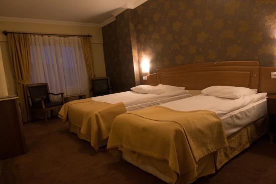 Кизилкахамам, Турция: BASAK TERMAL HOTEL