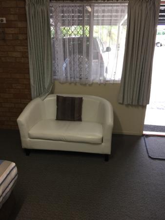 Kippa Ring Village Motel : Sitting area