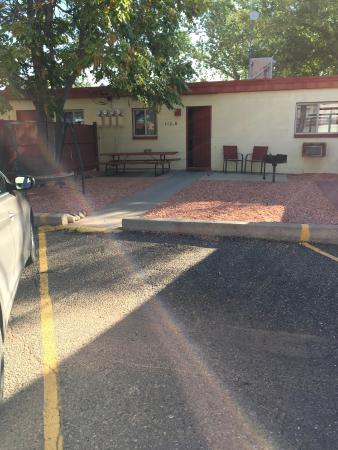 Red Rock Motel Resmi