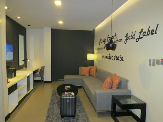 Summit Hotel Magnolia: Main Receiving Room