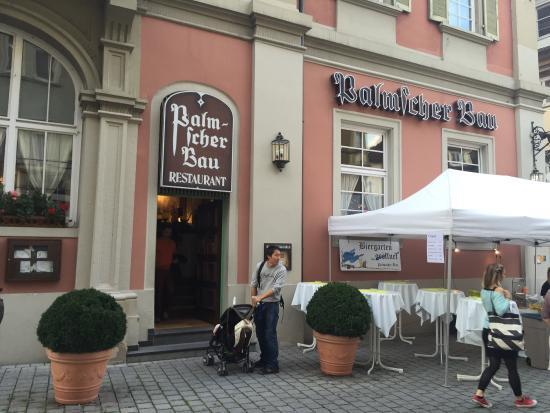 Palmscher Bau: Very nice place for friend gathering.