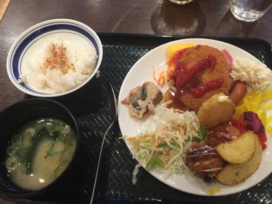 APA Hotel Osaka Tanimachi: 조식사진입니당
